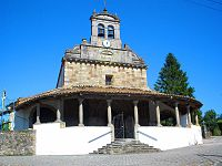 Amandi (Villaviciosa) - Iglesia de San Juan 02.jpg