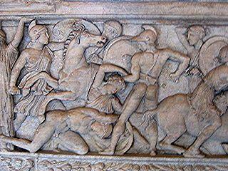 Women in ancient warfare