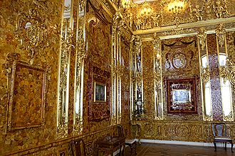 Hague Convention for the Protection of Cultural Property in the Event of Armed Conflict - Modern Day Amber Room