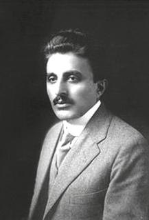Ameen Rihani Arab-American writer