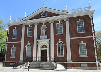 American Philosophical Society - Library Hall (2013)