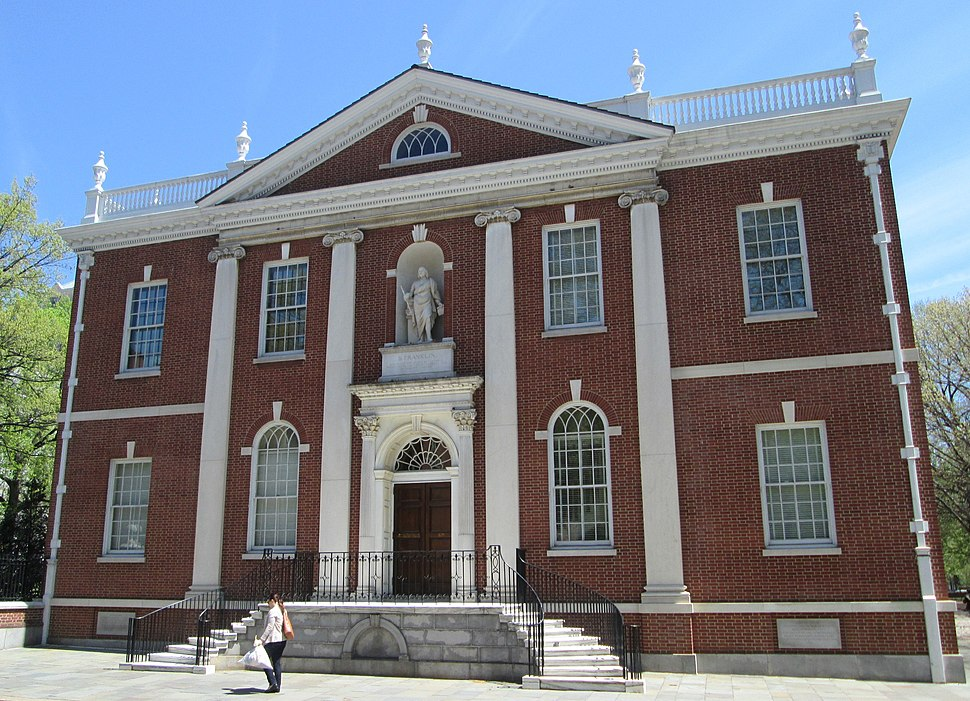 American Philosophical Society Library