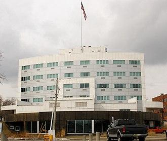 American Maritime Officers - Image: Amo rtm star center toledo