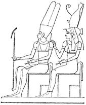 Amun and Mut