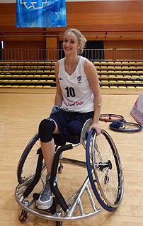 Amy Conroy basketball player (1992-)