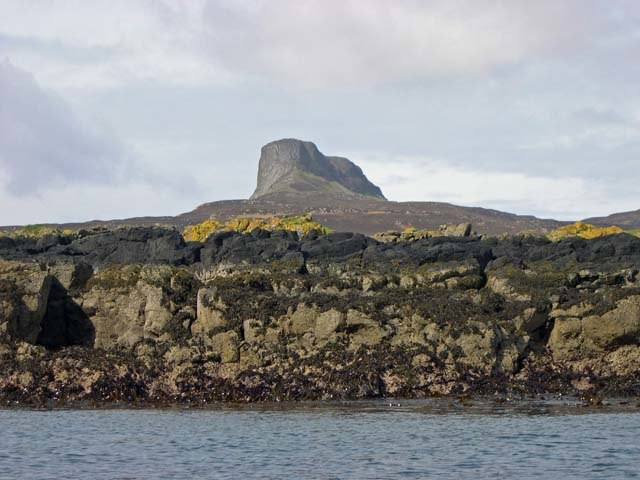 An Sgurr from a sea kayak perspective - geograph.org.uk - 1256402