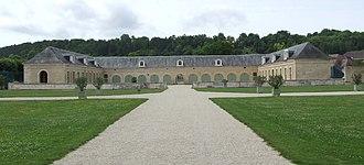 Ancy-le-Franc - Chateau of Ancy-le-Franc