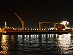 Andesborg by night in Rotterdam pic2.JPG