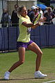 Andrea Hlavackova Aegon International Eastbourne 2011 (5861289163).jpg