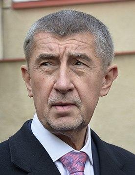 Andrej Babiš Czech politician