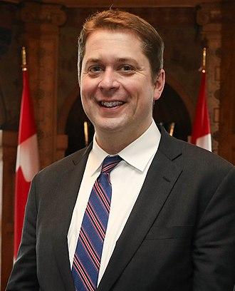 Andrew Scheer - Scheer in 2018