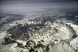 definition of caldera