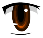 Anime eye.svg