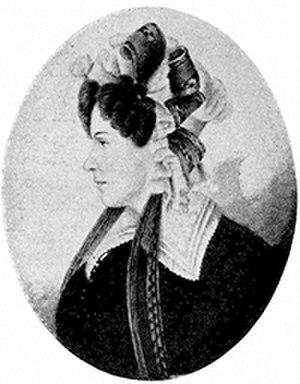Fredrica Ehrenborg - Anna Fredrika Ehrenborg