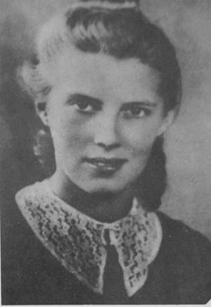 Anna Zakrzewska - Image: Anna zakrzewska