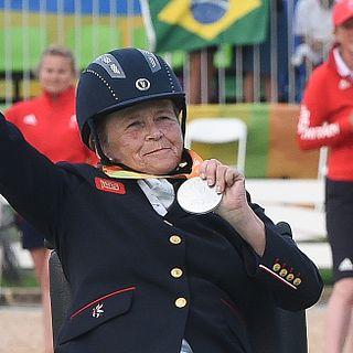 Anne Dunham equestrian