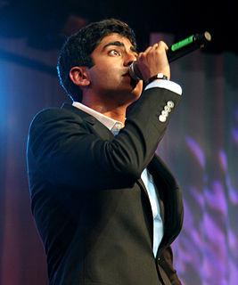 Anoop Desai American singer