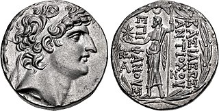 Antiochus VIII Grypus Seleucid Empire politician