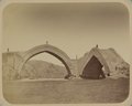 Antiquities of Samarkand. Bridge of Shadman Malik. View from the North WDL3872.png