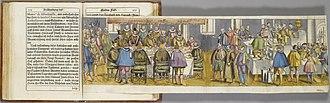 Anton Boys - Imperial banquet from the Ordentliche Beschreibung