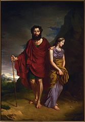 Oedipus and Antigone.