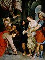 Antoon van den Heuvel - Christ and the Adulterous Woman.jpg