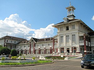 Antsirabe - Hôtel des Thermes