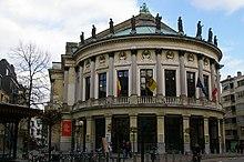 Bourlaschouwburg, Antwerpen (Quelle: Wikimedia)