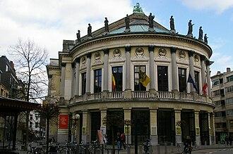 Pierre Bruno Bourla - Image: Antwerp Bourla Theatre