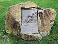 Anzac Gallipoli War Memorial, Battersea Park - London..jpg