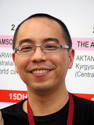 2010 Cannes Film Festival - Apichatpong Weerasethakul, winner of the 2010 Palme d'Or