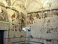 Appartamento della jole, sala 02, sala delle nozze, affreschi di giovanni boccati da camerino, 01.JPG