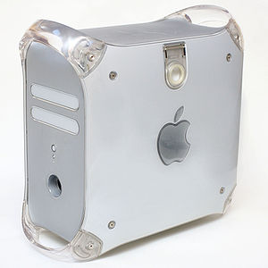 """Apple PowerMac G4 M8493 (""""QuickSilver&quo..."""