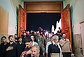 Arbaeen pilgrims at al-Askari Shrine, Samarra - Oct 2019 09.jpg