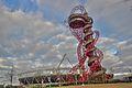 ArcelorMittal Orbit and Olympic Stadium (16684061337).jpg