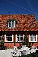 Architecture of Rønne, Bornholm, Denmark, Northern Europe.jpg