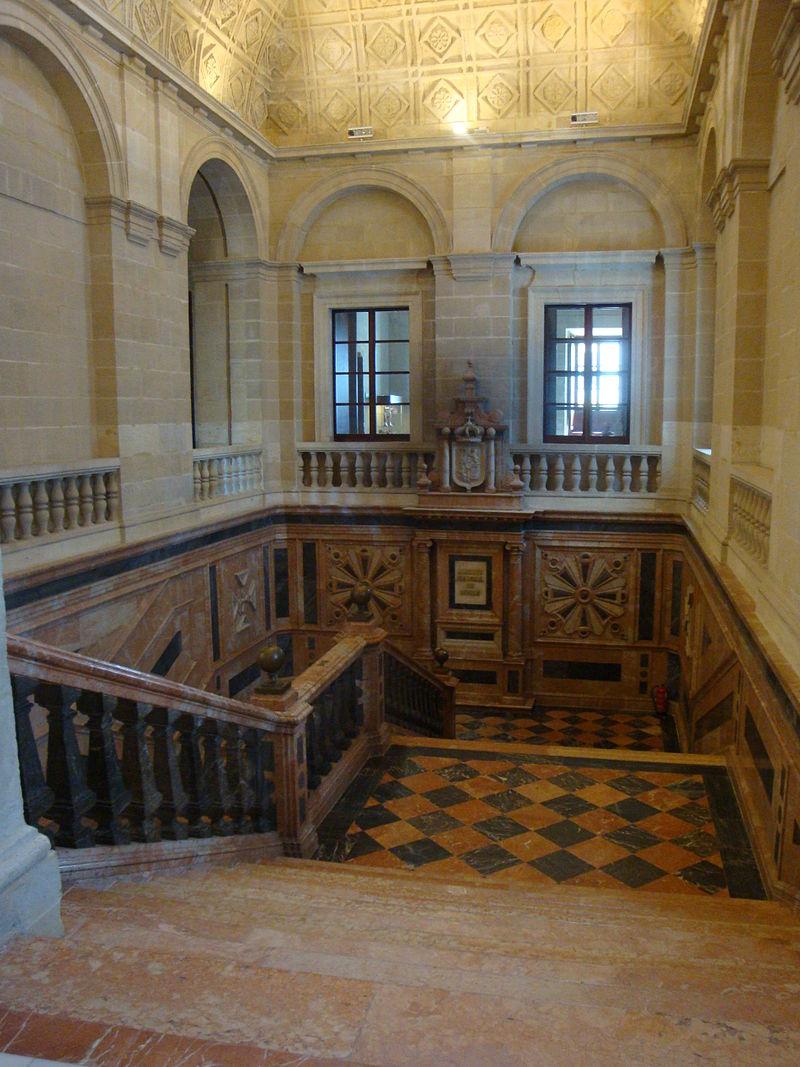 ArchivoIndias escalera.JPG