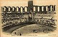 Arles Arènes pendant une corrida.jpg