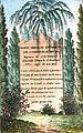 Arnaud - Recueil de tombeaux des quatre cimetières de Paris - Vernier (colored).jpg