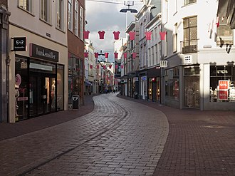 Arnhem - City centre