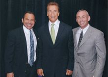 los angeles superior court research attorney kevin norte california governor arnold schwarzenegger and west hollywood parking services officer don norte