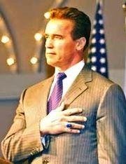 Schwarzenegger in 2004