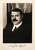 Arpad Pasztor Hungarian writer - One hundred Hungarians book - Volume VIII, 1915 (5).jpg