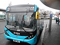 Arriva Kent & Surrey SN67WUJ, Chatham Bus Station, 15 January 2018.jpg