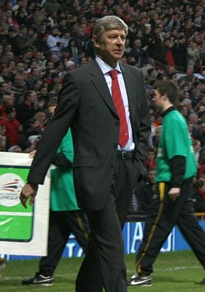 AS Monaco FC - Arsène Wenger led Monaco to the 1987–88 league title.