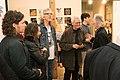 """Art Exhibition Klaus Voormann """"It Started In Hamburg"""" Vernissage Oct 30, 2018 (44939239654).jpg"""