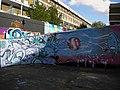 Art walls, Aytoun Road SW9 - geograph.org.uk - 2035446.jpg