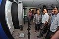 Arun Goel Checks Prototype Exhibit - NCSM - Kolkata 2018-09-23 4526.JPG