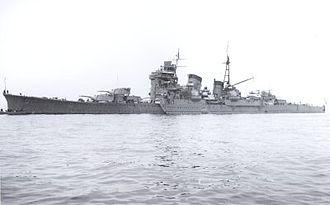 Action of 8 June 1945 - Image: Ashigara