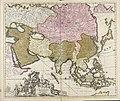 Asia accuratissime descripta ex omnibus quae hactenus extiterunt imprimis viri ampliss.... - CBT 5884017.jpg